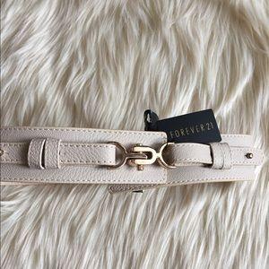 🆕 Taupe Forever 21 Belt